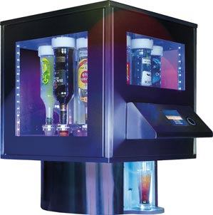 cocktail drink machine