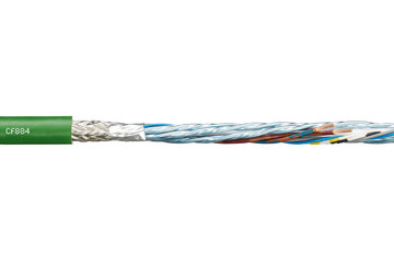 chainflex® measuring system cable CF884