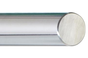 drylin® R stainless steel shaft, EWM, 1.4112