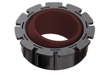 Clip bearing, maximum compensation of tolerances, EGFM-T R, igubal®