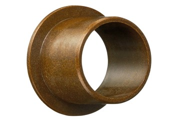 iglidur® Z, sleeve bearing with flange, mm