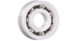 Radial deep groove ball bearings