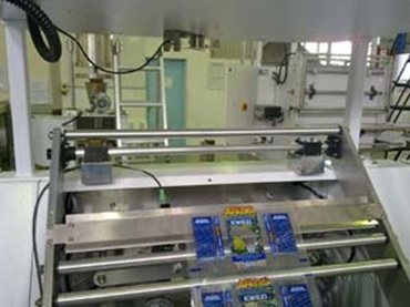 Forming, filling and sealing machines at National Packaging Systems