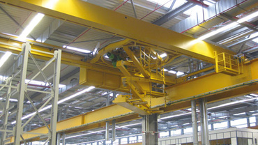 Herz indoor crane