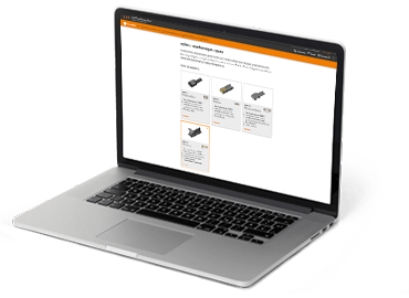 drylin® linear bearing system configurator