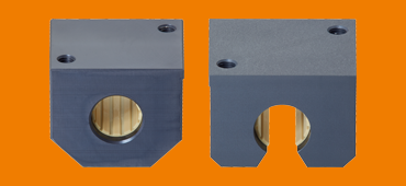 drylin® R pillow blocks