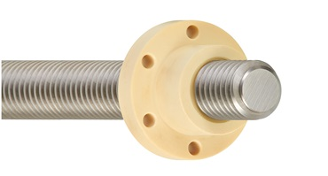 drylin lead screw technology with dryspin technology