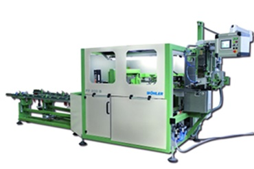 Machine for the manufacture of technical brushes