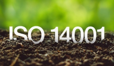 Sustainability - ISO standard 14001