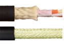 … Fiber Optic Cable with PUR or TPE jacket …